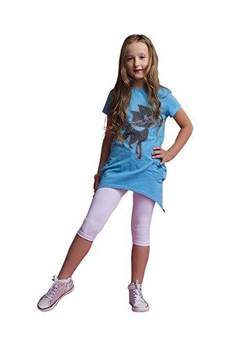 Infatti Kinderlegging 3/4 Lengte Katoenen Legging in vele Kleuren en Maten 98-146