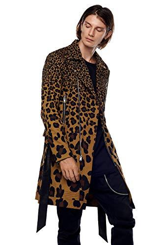 Leopard and Denim Jackets Men's
