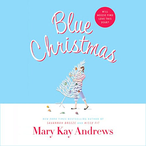 Blue Christmas audiobook cover art