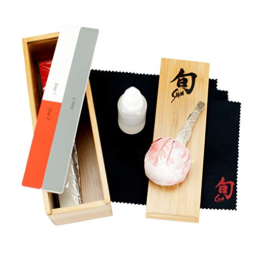 Shun DM0625 Knife Care Kit
