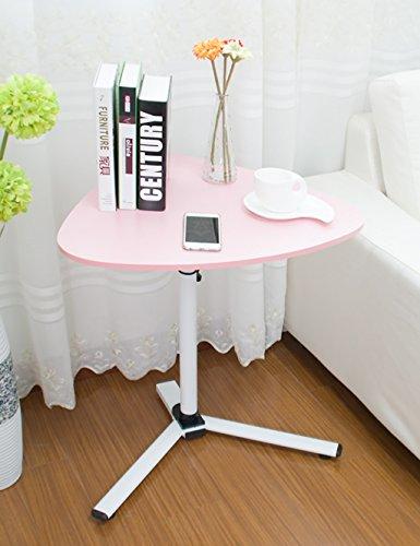 Ordinateur Portable Table de lit côté Lazy Ordinateur de Bureau réglable en Hauteur (5 Couleurs en Option) (Couleur : # 2)