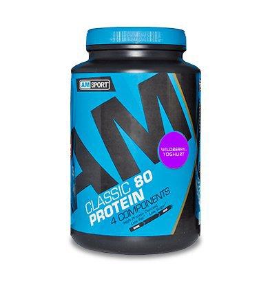 AMSPORT® Classic Protein 80 Wildberry 700 g