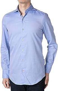 Finamore(フィナモレ) シャツ メンズ TRIESTE ドレスシャツ SIMONE-840002 [並行輸入品]
