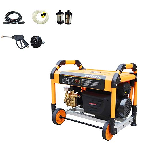 Why Choose KRFROWa High Pressure Washer Car Washer Water Pump 2500W High Power Industrial Car Washer...