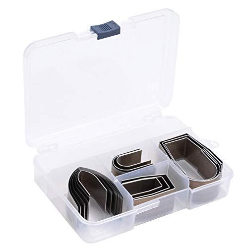 Perforadora de cuero, compacta y portátil, acero de aleación, herramientas de perforación artesanales, herramientas de trabajo de cuero, tienda de ropa para el hogar