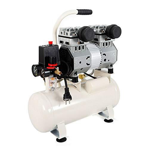 35L Kompressor - 980W Leise...