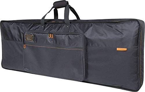Roland CBB49D CB-B49D Black Series Deep 49-Note Keyboard Bag with Shoulder Strap