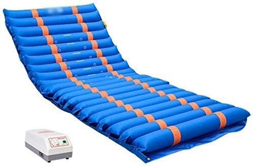Möbeldekoration Expansionskontrollmatratze mit Pumpenluftmatratze Wechseldruckmatratze - Krankenhaus-Ersatzmatratze mit geringem Luftverlust - Medizinisches Bett für Druckgeschwüre und Wunden im Be