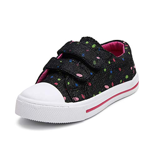 K KomForme Sneaker for Boys and Girls, Toddler Kids Soft Walking Shoes