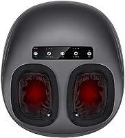 Medcursor Foot Massager Machine with Heat, Shiatsu Deep Kneading Massage, Multi-Level Settings, Air Compression, Electric...