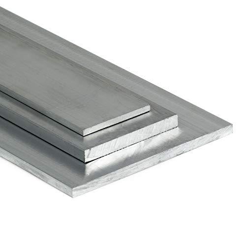 Aluminium Flachstange AlMgSi05 15x3mm - Länge 1300mm / 130cm auf Zuschnitt