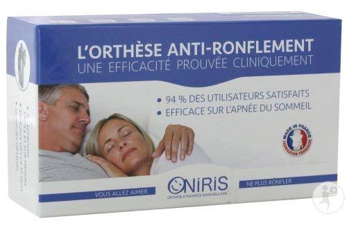 Oniris L'Orthèse Anti-Ronflement