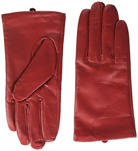 guanti rossi United Colors of Benetton 6G4BD311Q Guanti