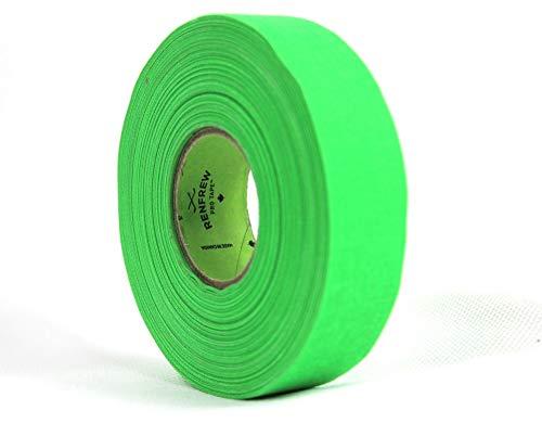 Renfrew Schlägertape Pro Balde Cloth NEON Hockey Tape 24mmx25m (neon grün)
