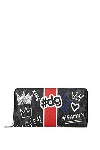 Portafogli Dolce&Gabbana Uomo - Tessuto (BP1672AN366HHI90)
