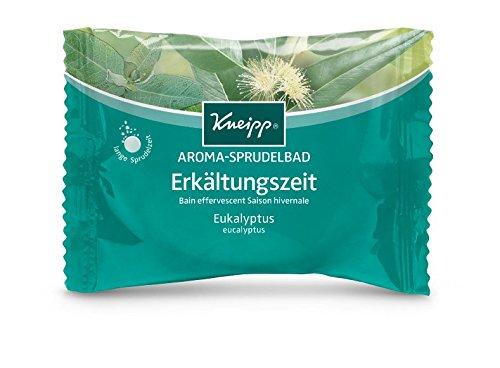 Kneipp Galet pour Bain Eucalyptus 80 g - Lot de 6