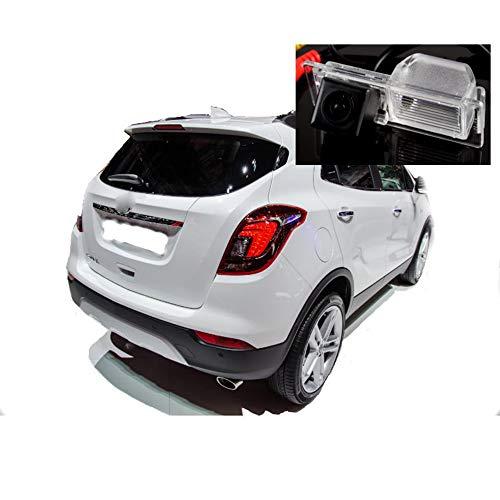 NsbsXs Auto Rückfahrkamera,Auto HD Umkehrbild Kamera Nachtsicht Wasserdicht Dedicated Car Rückfahrkamera,Für den Opel Mokka X 2012~2020