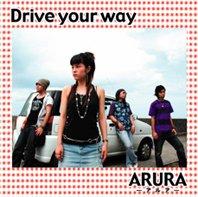 CD ARURA(アルア)/CD『Drive your way』