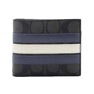 3-in-1 Wallet With Varsity Stripe (coach F24649)