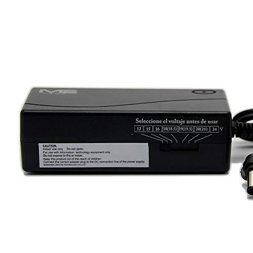 Ladekabel Netzteil Notebook Laptop Universal 100W für IBM ASUS Toshiba Dell Acer