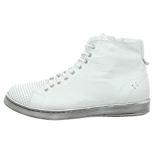 Andrea Conti 0345728001 - Damen Schuhe Freizeitschuhe - weiß, Weiß, 38 EU