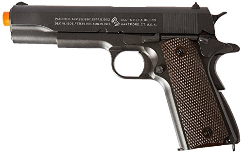 Colt 100Th Anniversary 1911 Co2 Full Metal Airsoft Pistol,...