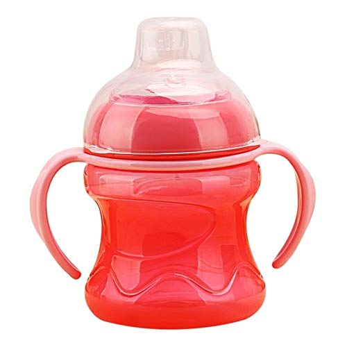 Why Should You Buy nobrand YBLSMSH Feeding Bottles Cups for Babies Kids Water Milk Bottle Soft Mouth...