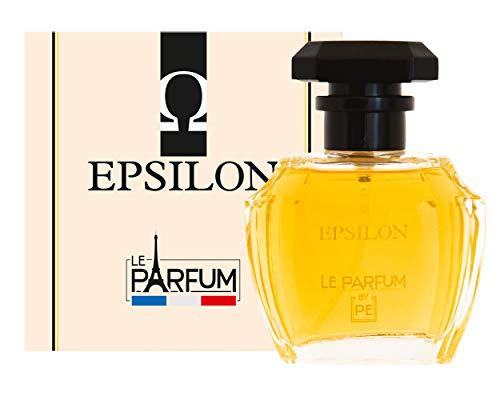 LE PARFUM DE FRANCE Epsilon Eau de Toilette Femme 100 ml