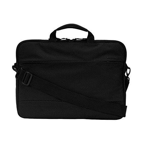 Incase City Brief Shoulder Bag with Diamond Rip Stop for 13-Inch Apple MacBook Pro - Black