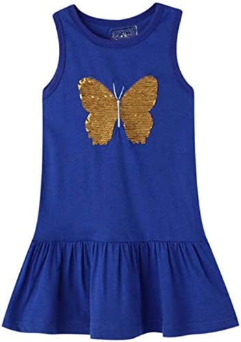 Royal blue with gold dress _image0