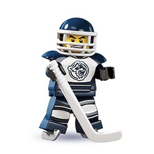 LEGO 8804 - Eishockey-Spieler aus Sammelfiguren, Serie 4