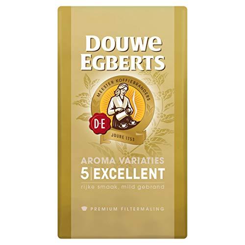 Douwe EgbertsPremium  Aroma Variaties Excellent Filterkoffie, 6 x 500 Gram