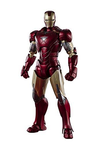 TAMASHII NATIONS Iron Man Mark 6 -<Battle of New York> Edition Avengers, Bandai Spirits S.H.Figuarts