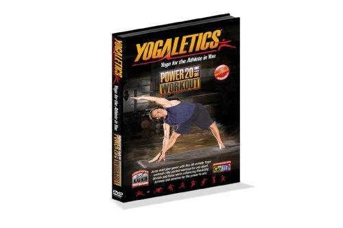 GoFit Yogaletics 20 Minuten Yoga Workout