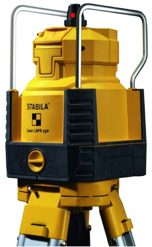 Stabila LAP-R150 Set Selbstnivellierender Pendel-Rotationslaser
