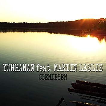 Csendesen (feat. Martin Leslie)
