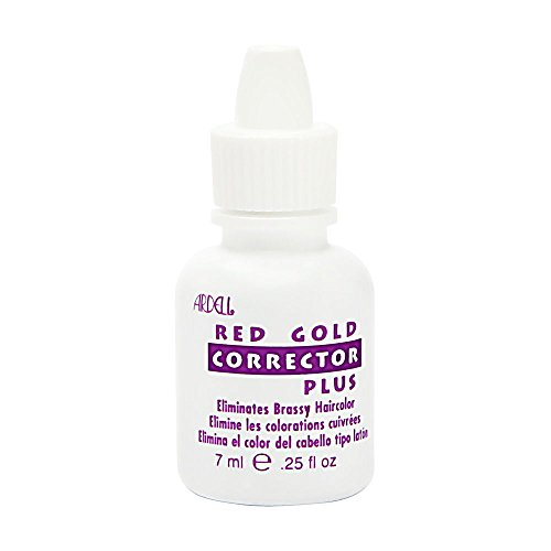 Ardell Red Gold Color Corrector Plus Hair Color Corrector 7ml/0.25oz