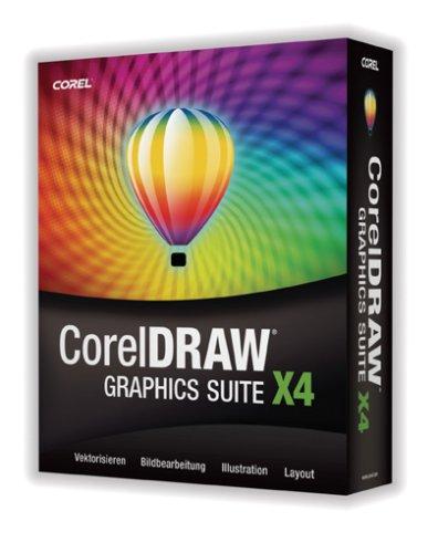 CorelDRAW Graphics Suite X4 (Upgrade)