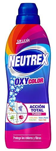 Neutrex Oxy Quitamanchas Líquido Sin Lejía para ropa de Color - 840 ml