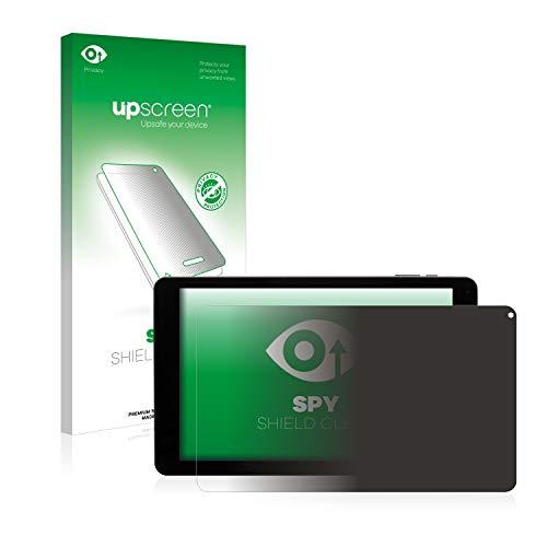 upscreen Anti-Spy Blickschutzfolie kompatibel mit Captiva Pad 10 3G Plus Privacy Screen Sichtschutz Bildschirmschutz-Folie
