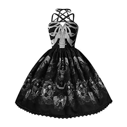 Gothic Röcke Damen Punk Minirock Frauen Fashion Black Mysterious Okkulten Hexerei Symbol Steampunk Mini Kleider Plissee A Line Rock Streetwear Retro Cosplay Kostüm Karneval Party