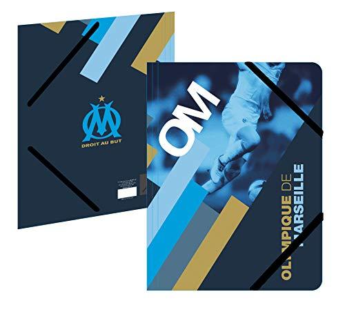 Olympique de Marseille map A4 Om – officiële collectie