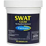 Best Dog Repellants - Farnam Swat Clear Fly Repellent Ointment (7 oz) Review