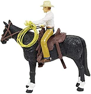 Big Country Toys Cowboy - 1:20 Scale - Hand Painted - Farm Toys - Rodeo Figurines