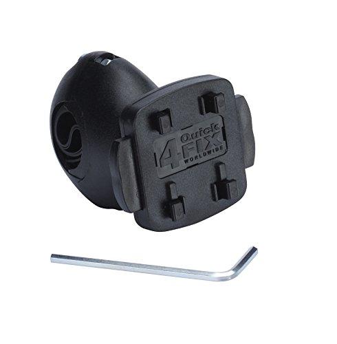 TAHUNA Fix Original Fahradhalterung Kugelgelenk für Teasi one / one² / one³ / one³ extend / Pro / Core / SMART.T Power , schwarz