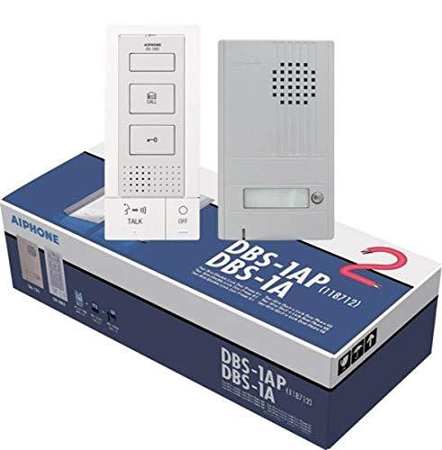 Aiphone Corporation DBS-1A Box Set for DB Series, Multi-Tenant Intercom, ABS Plastic Construction
