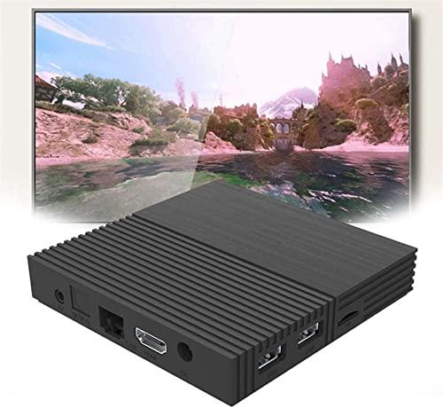 Super Android televisor Caja 4GB RAM 32GB ROM Establecer cuadro superior cuádruple con wifi 5GHz/ 2. 4GHz USB 3. 0 4k Ultra HD H. 265 3D HDR Ethernet 1 0m / 100m HDMI for el entretenimiento en casa