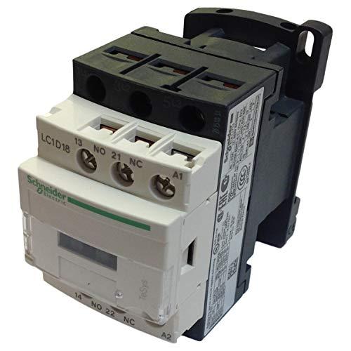 LC1-D18M7 | LC1D18M7 | Schneider CONTACTOR 18A 220 V AC 50/60 HZ