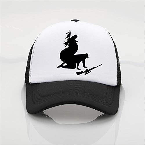 Gorra de Beisbol Sombrero De Moda Moose Hunting Impresión...