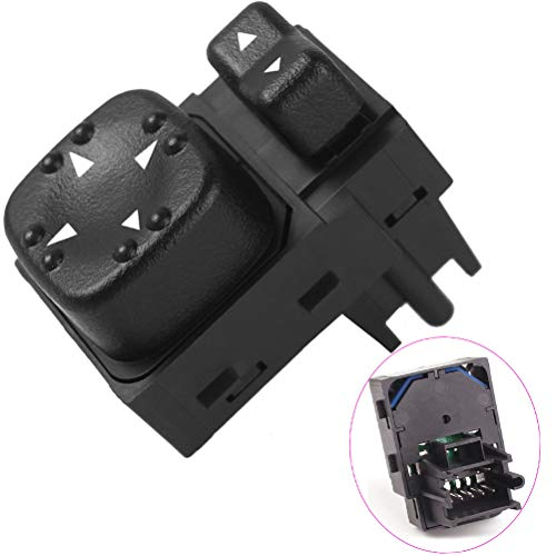 901-124 Power Mirror Switch Replace 19259975 15045085 901124 for Chevy Chevrolet Silverado Tahoe Suburban GMC Yukon Sierra by TOPEMAI